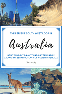 South West Australia Itinerary
