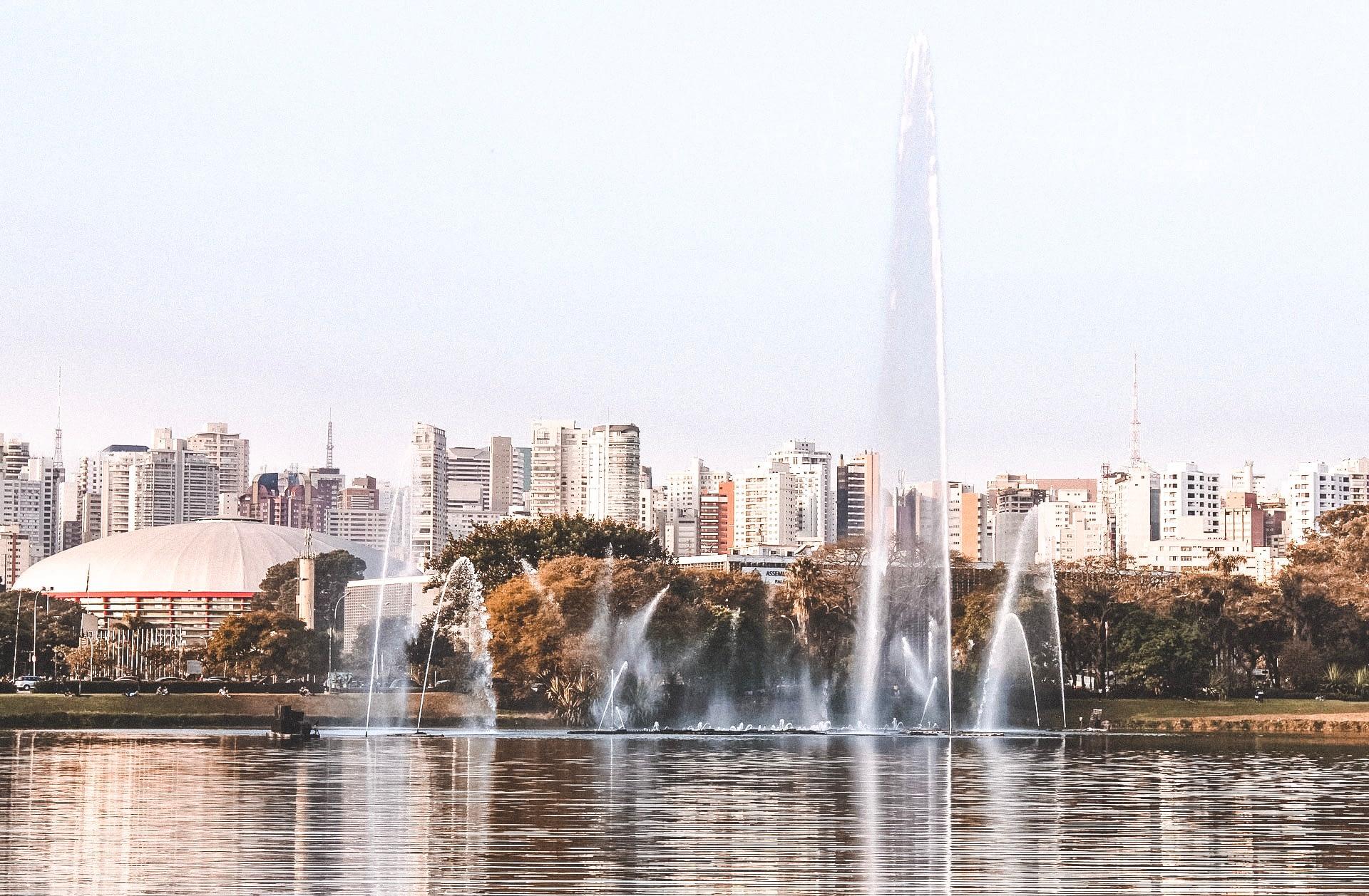 Ibirapuera Park São Paulo
