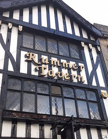 The Oldest Pub in Cardiff