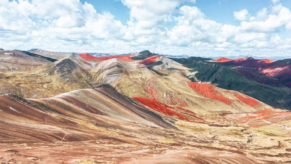 The best way to visit Rainbow Mountain