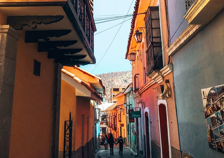 Calle Jaen - Things to do in La Paz Bolivia