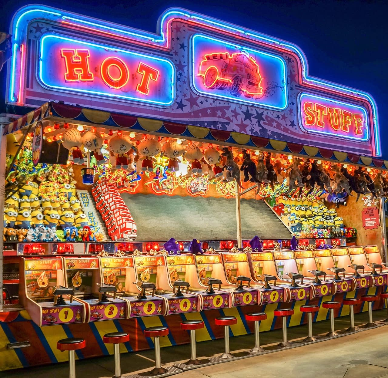 Arcade Games Blackpool
