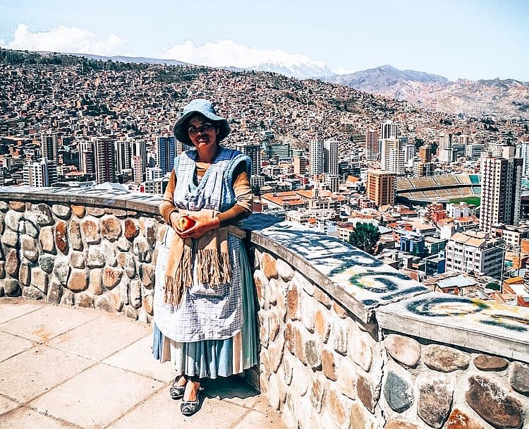 Mirador Killi Killi - Things to do in La Paz Bolivia