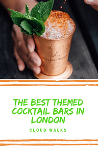The best themed cocktail bars in London guide