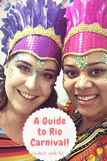 A guide to Rio Carnival