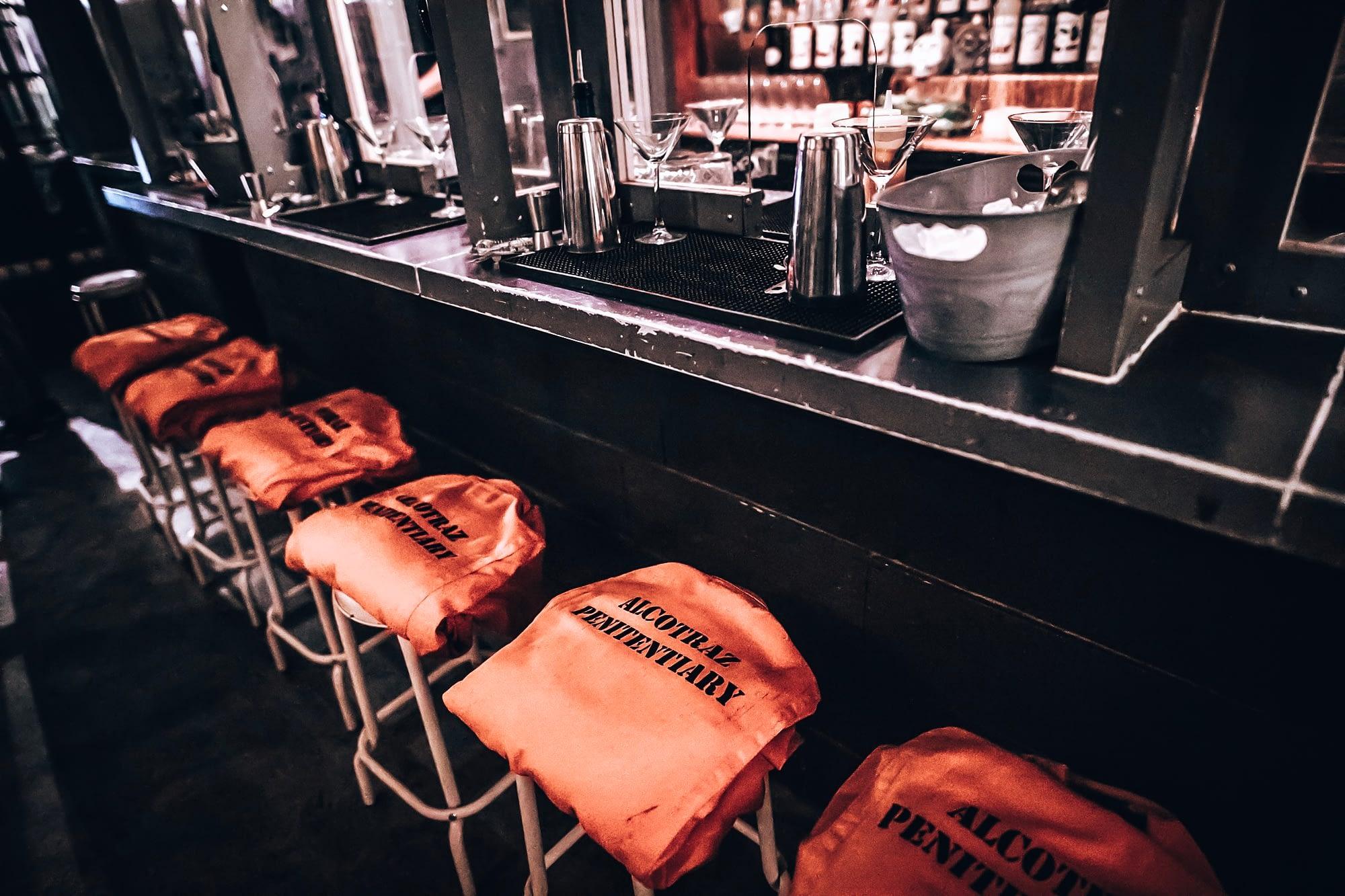 Alcotraz Bar London