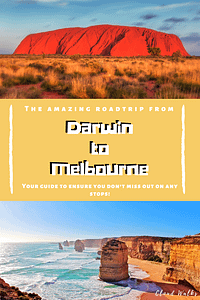 Roadtrip Central Australia - Darwin to Melbourne travel guide