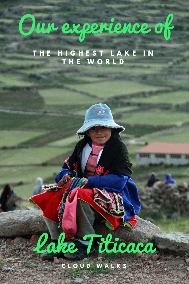 Our experience of Lake Titicaca