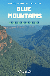 Guide to the Blue Mountains, Sydney