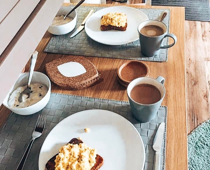 Cardiff Airbnb Breakfast