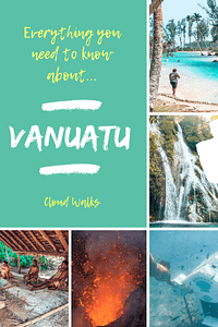 Vanuatu Guide Pacific Islands