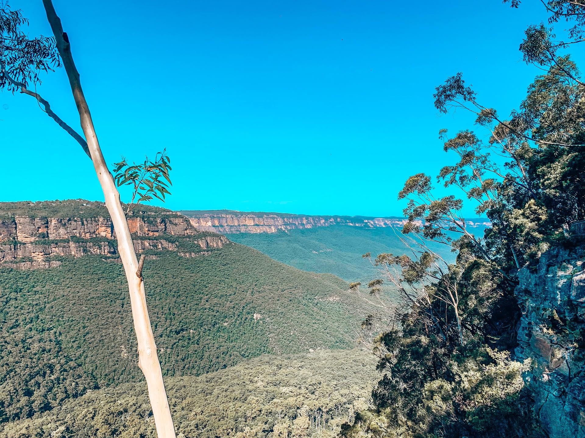 Honeymoon Lookout Blue Mountains