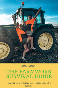 88 days regional farm work Australia Guide