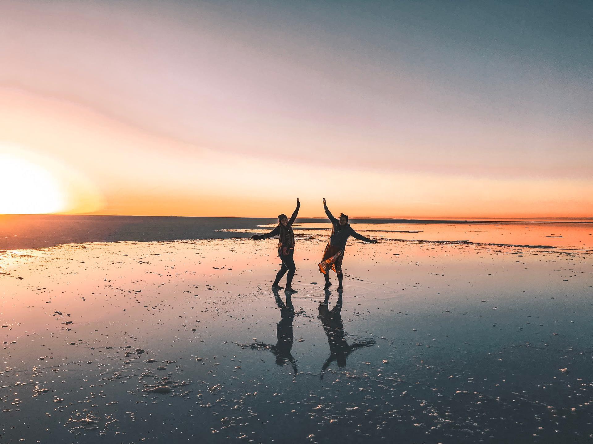 Salt Flats Atacama