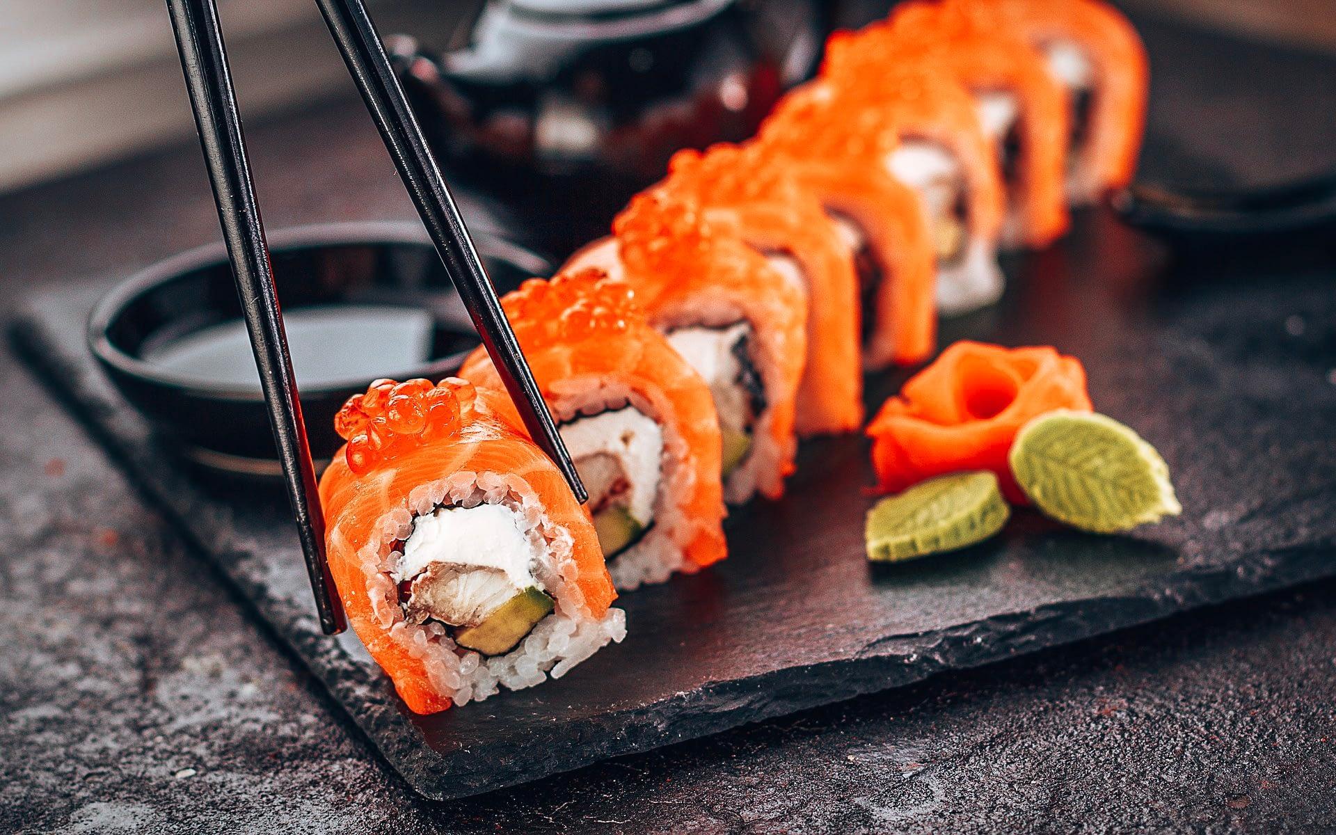 Liberdade Japanese Food Sushi
