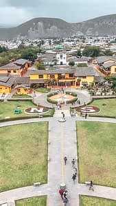 Mitad Del Mundo - Middle of the Earth from Quito Travel Blog - Must-See Attractions