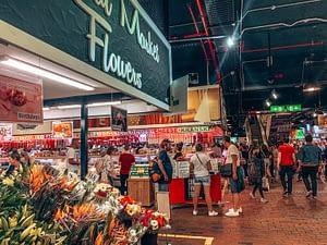 Adelaide Central Market - Image of large indoor market
