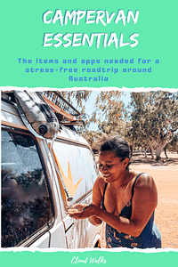 Campervan Essentials - The Australia edition