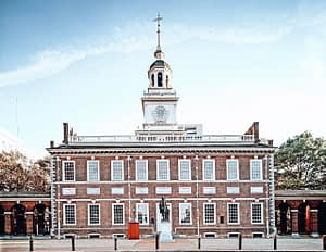 Independence Hall Philadelphia