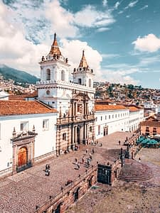 Quito Old Town - Quito Travel Blog