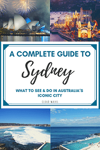 Top Things to do in Sydney Australia