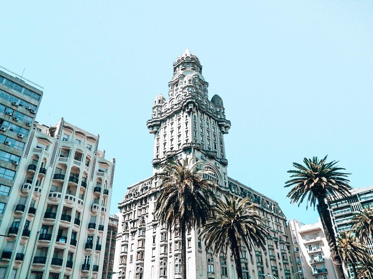 Plaza Indepencia Montevideo