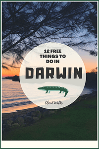 12 Free things to do in Darwin