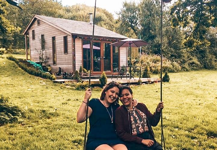 Hot Tub Cardiff Airbnb