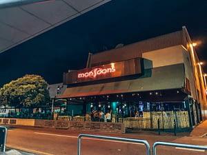 Monsoons Darwin - image of bar named Monsoons in Darwin