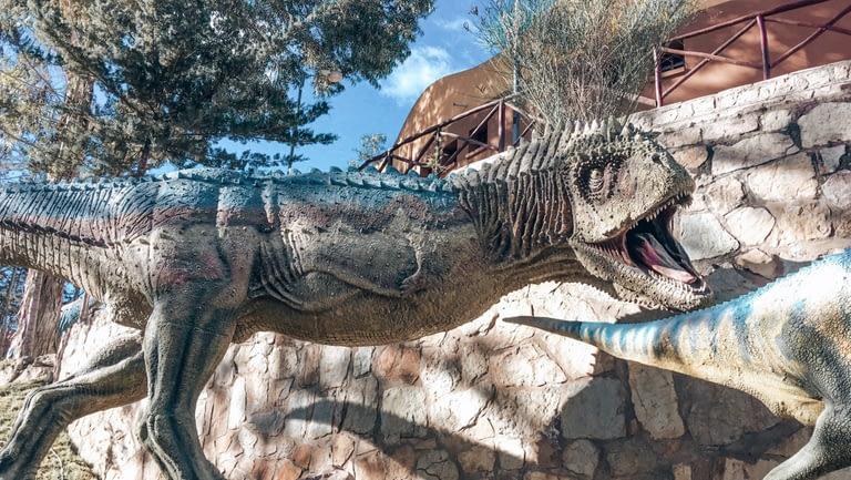 Dinosaurs Sucre Bolivia