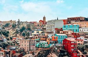 Valparaiso Chile Architecture