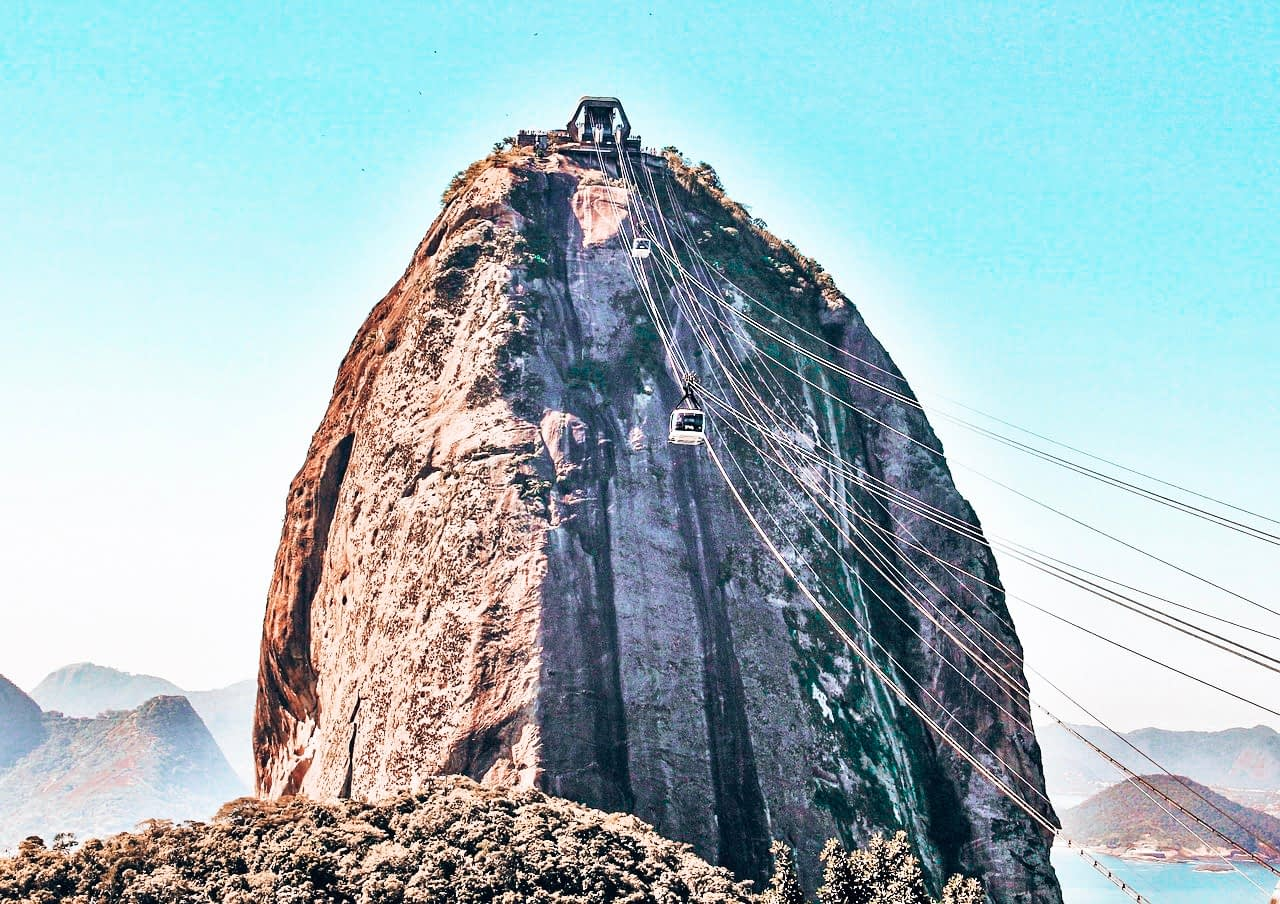 Sugarloaf Mountain, Rio Brazil