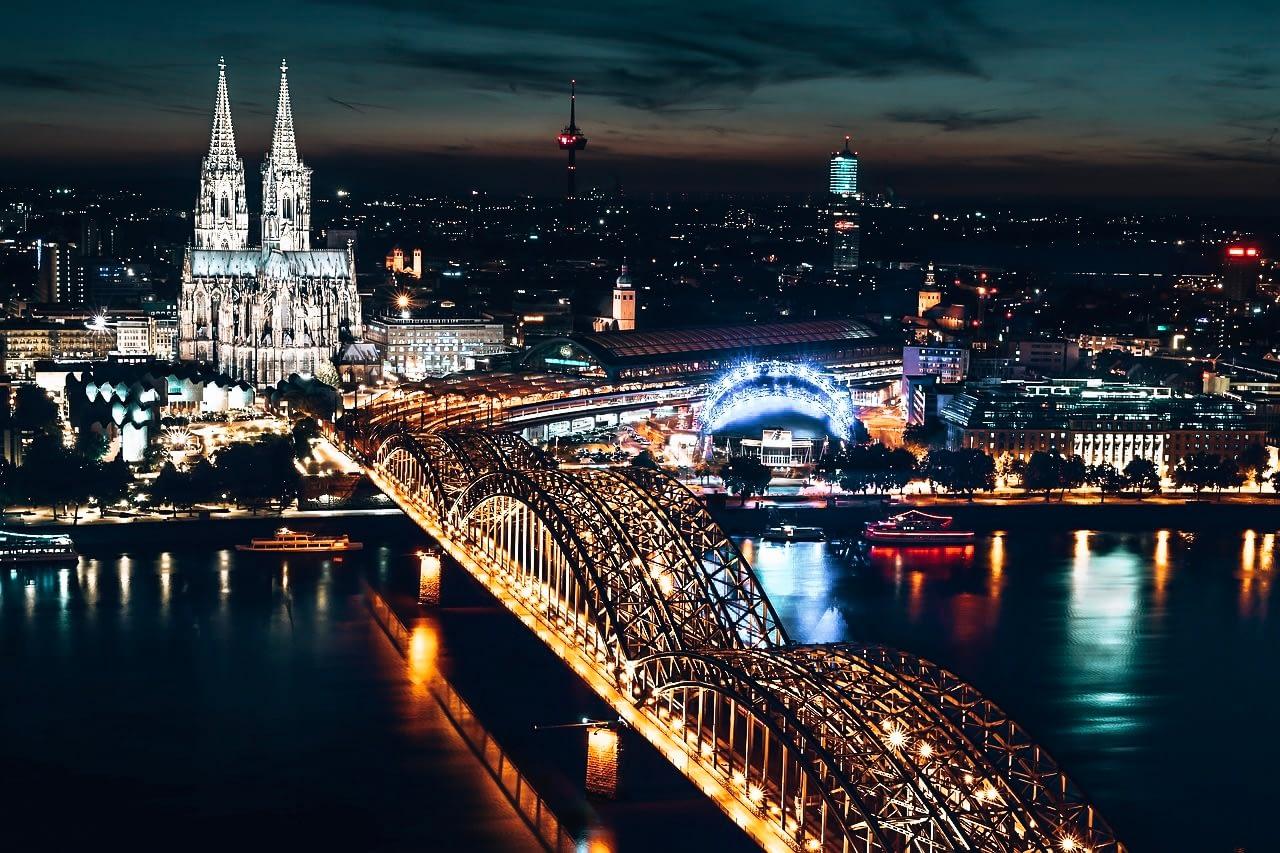 Koln Triangle Cologne Germany
