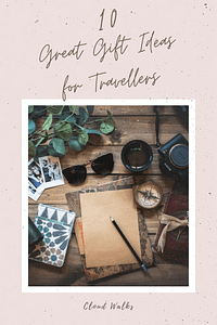 Perfect Gift Ideas for Travellers