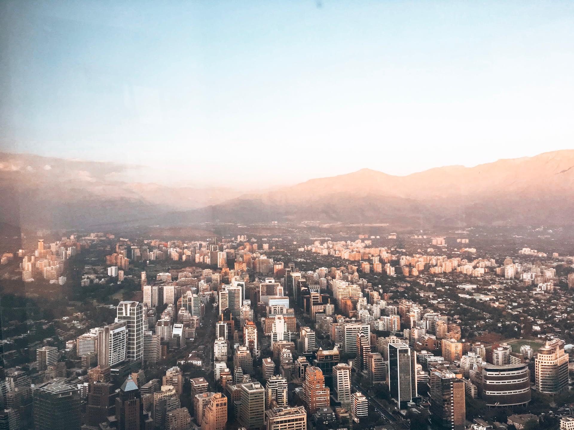Sky Costanera Santiago Chile