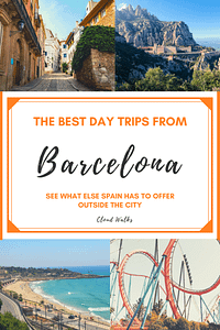 The best day trips from Barcelona