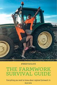 88 days regional farm work Australia Guide