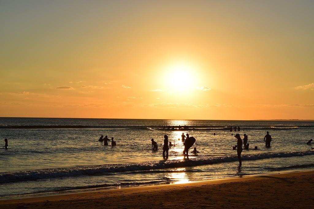 sunset-punta del este
